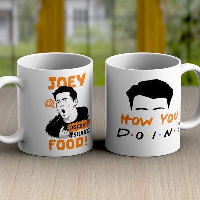 Joey Doesn't Share Food Šolja Friends Prijatelji
