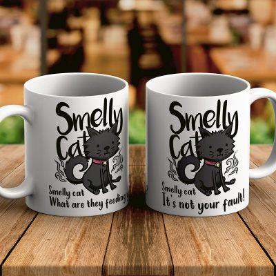 Friends Smelly Cat poklon solja